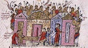 Varangian Guard of The Byzantine Empire