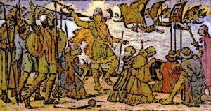 Vikings Raids on Ireland