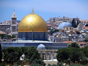 The-Crusades-Holylands-jerusalem-Temple-Rock-Dome