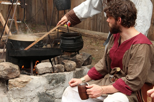 Medieval-Times-Food