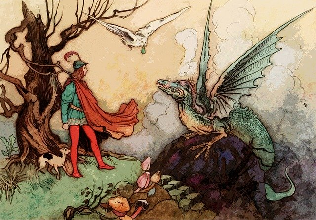 Top-10-Medieval-Legends-Myths-and-Tales-Medieval-Dragon