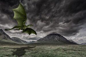 Wyvern-Dragon-Medieval-Dragon