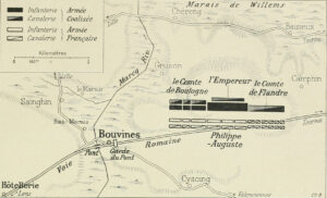 Battle-of-Bouvines-Map