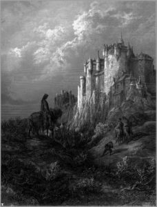Camelot King Arthur and the Knights of the Round Table