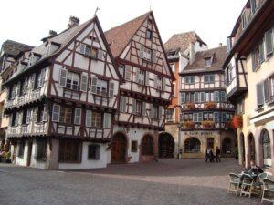 Eguisheim - Best Medieval Towns in France